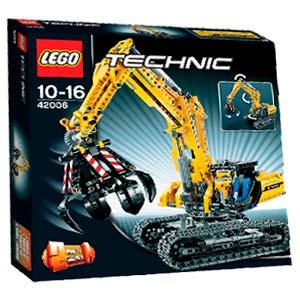 Escavatori Lego