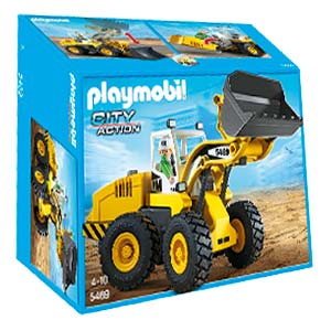 Escavatori Playmobil